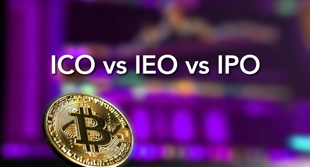 What are the Key Differences Between ICO, IEO and IPO?